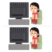 テレビでもらい泣き